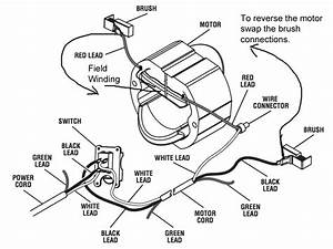 Dc Brush Motor Wiring Diagram