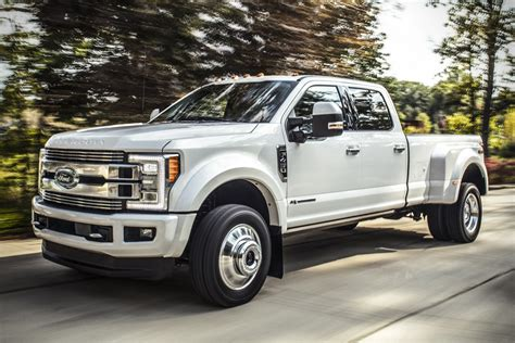 2018 Ford F450 Super Duty Limited Hiconsumption