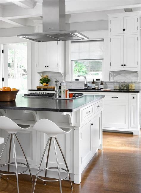 kitchen island vent hoods white kitchen island with soapstone countertops