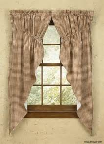 Sturbridge Curtains Park Designs Curtains by Country And Primitive Gathered Swags
