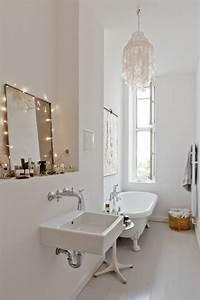 mille et une idees pour choisir le meilleur miroir lumineux With salle de bain design avec quel est le meilleur magazine de décoration