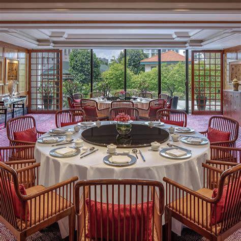 summer palace dining regent singapore