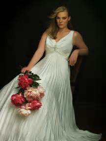 wedding gowns plus size unique a line silhouette plus size wedding dress prlog