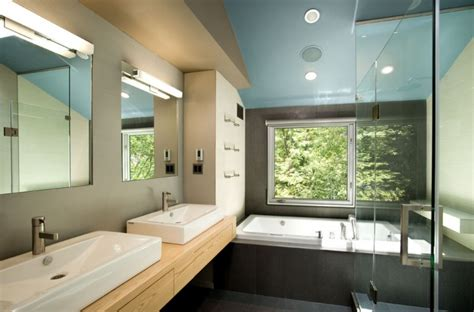 20+ Best Bathroom Ceiling Designs, Decorating Ideas