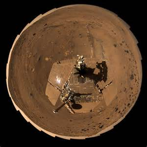 Space Images | Spirit Mars Rover in 'McMurdo' Panorama ...