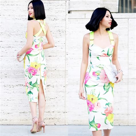 fashionista now 12 soft floral dress ideas for christmas