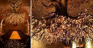 Can I Drink Crystal Light When Drink Wine Under This Tree Chandelier For A Magical