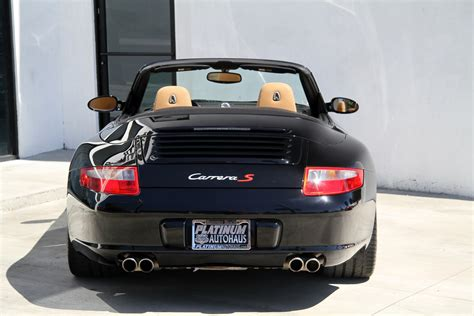 And the roof line that. 2007 Porsche 911 Carrera S *** SPORT CHRONO PACKAGE *** Stock # 6259 for sale near Redondo Beach ...