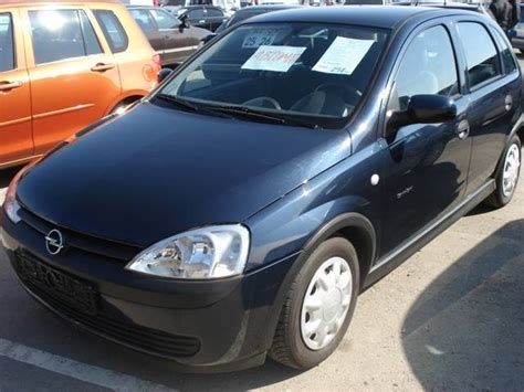 vauxhall corsa 2002 2002 opel corsa pictures 1 2l gasoline ff automatic