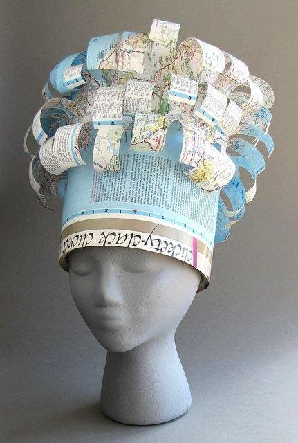 ideas  paper hats  pinterest funny hats