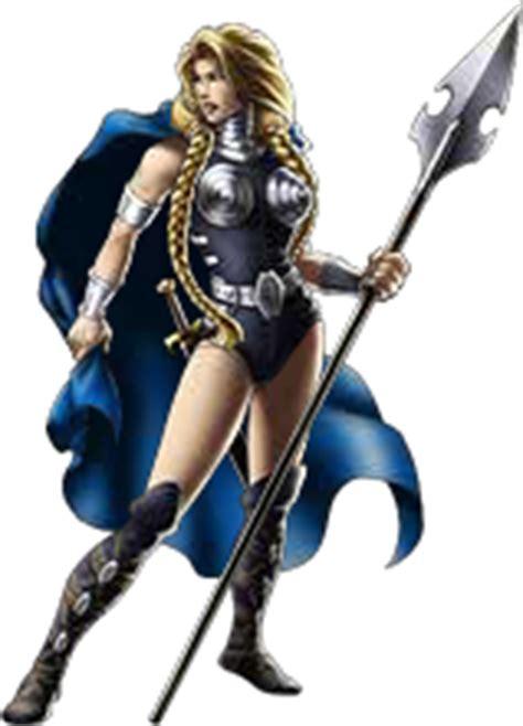 valkyrie marvel avengers alliance wiki fandom