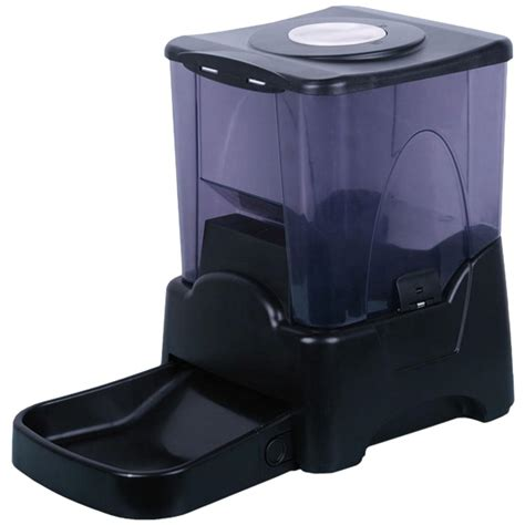 automatic pet feeder paw large capacity automatic pet feeder 233088 pet