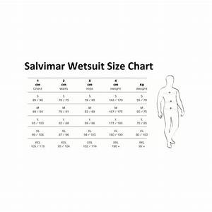 Radiator Size Chart Salvimar N A T Camo 3 5mm Wetsuit Wetsuits Spearfishing