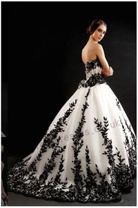 wedding black and white on black bridesmaid dresses black wedding dresses and