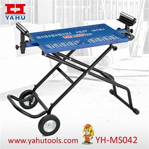 China Professional Mobile Portable Rolling Universal Miter