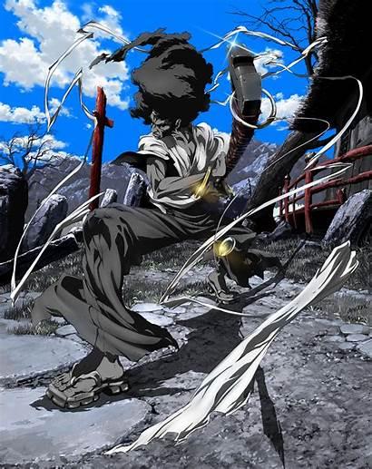 Samurai Afro Wallpapers Sessions Murder Ninja Complete