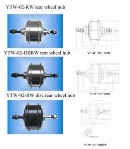 china electric bike wheel hub motor conversion kit for e