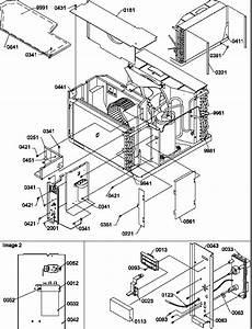 Amana Room Air Conditioner Parts