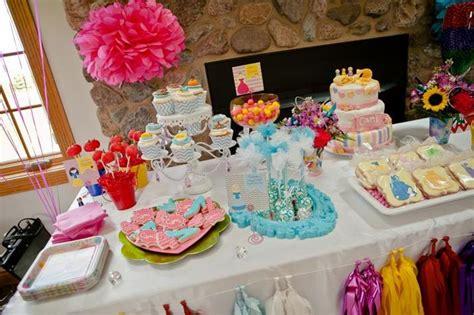Kara's Party Ideas Disney Princess Party Via Kara's Party