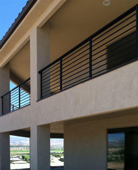 entryway rugs exterior horizontal balustrade modern exterior salt
