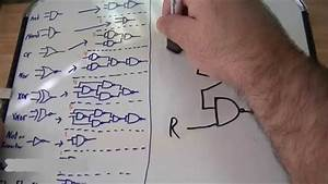 How To Create Common Logic Gates Using Only Nand Gates