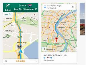 Why Google Maps For Ios Is Better Than The Old Google Maps