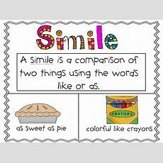 Metaphor, Simile, And Symbolism Semantics