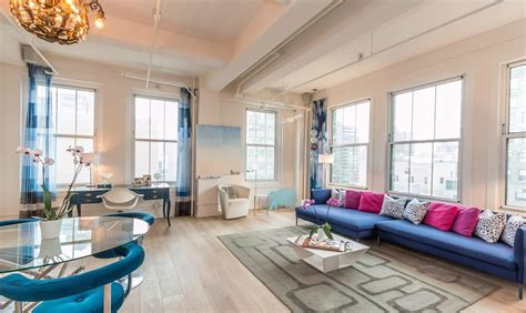 Maximalist New York Lofts That Will Take Your Breath Away by Take In The City From This 2 5m Renovated Chelsea Loft