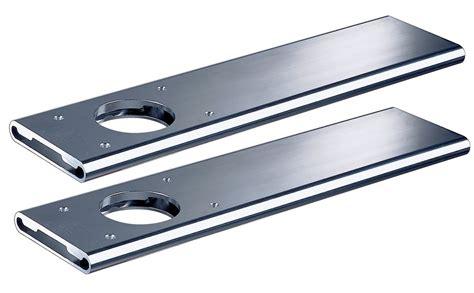 top gun mounting plate pair rupp marine