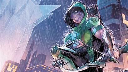 Arrow Dc Comics 4k Wallpapers Background Flash