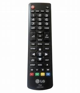 Buy Lg 74475421 Tv Remote Compatible With Lg Led  Lcd Tv Online At Best Price In India