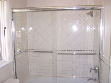 shower door alternative 187 sliding units new images mirror glass co