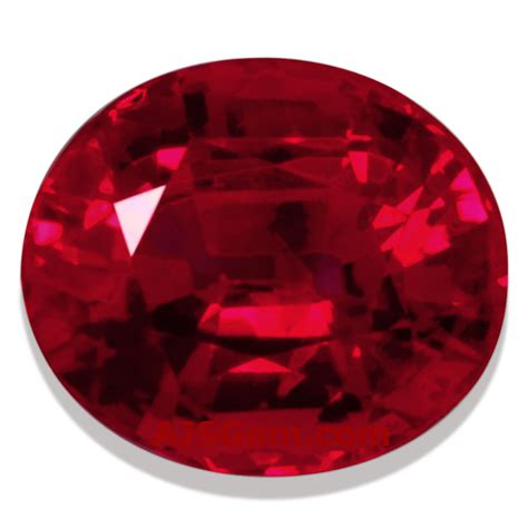 Burmese Ruby at AJS Gems