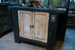 Meuble De Garage : meuble de garage en bois d but xx me par le marchand d ~ Melissatoandfro.com Idées de Décoration