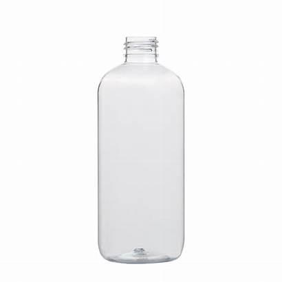 Clear Plastic 300ml 10oz Boston Pet Round