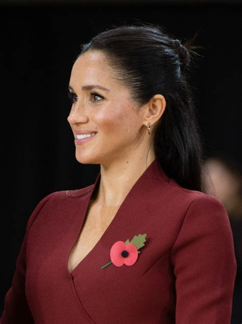 Meghan Markles Best Hair Moments On The Royal Tour Hello
