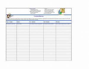 excellent itinerary planner table template for travel or With itenary template