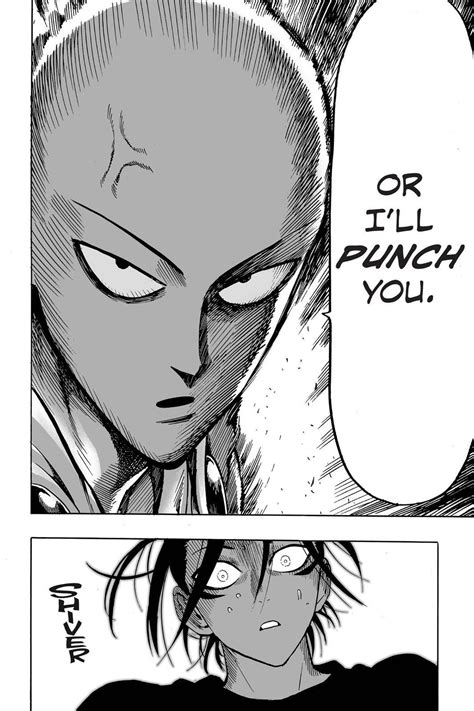 One Punch Man Chapter 19 | Read One Punch Man Manga Online