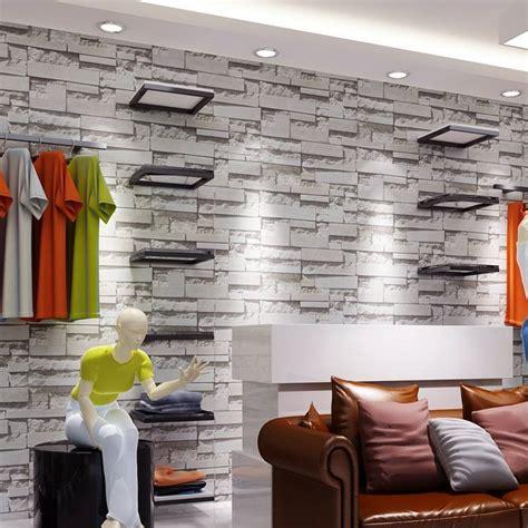 papier peint tendance chambre adulte papier peint imitation brique dans la chambre à coucher