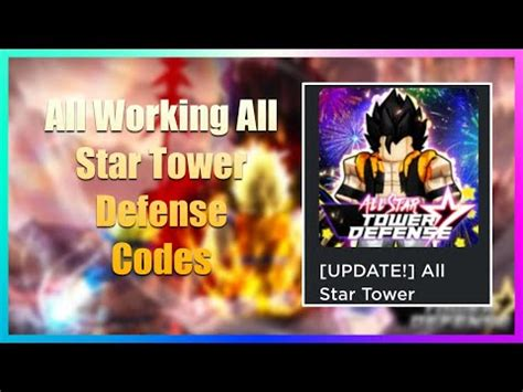 Whether you are a fan of bodybuilding games or just want to adopt a few pets, there is something for everyone out there. Roblox All Star Tower Defense Codes (january 2021)   StrucidCodes.org
