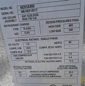 Airxcel 4800 Wiring Diagram
