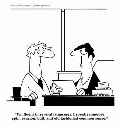 Glasbergen Cartoons Lawyer Cartoon Randy Fluent Short