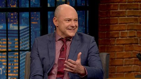 Watch Late Night with Seth Meyers Interview: Rob Corddry ...