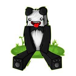 Minecraft Panda Animated Avatar