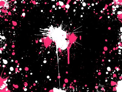 hot pink  white background designs
