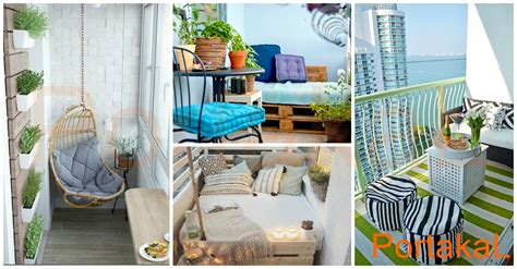 Balcony Ideas in 2020 Small apartment balcony ideas