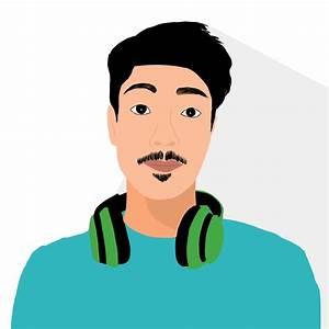 Vector, Face, Maker, Vector, Cartoon, Avatar, New, For, 5