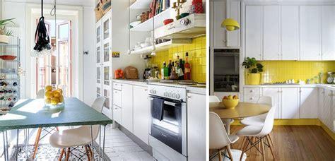 idees pour mettre du jaune dans la cuisine joli place