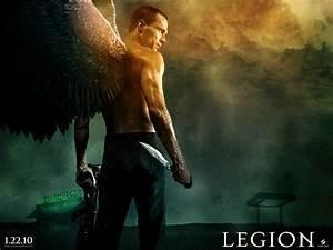 Archangel Michael From Legion Movie Quotes. QuotesGram