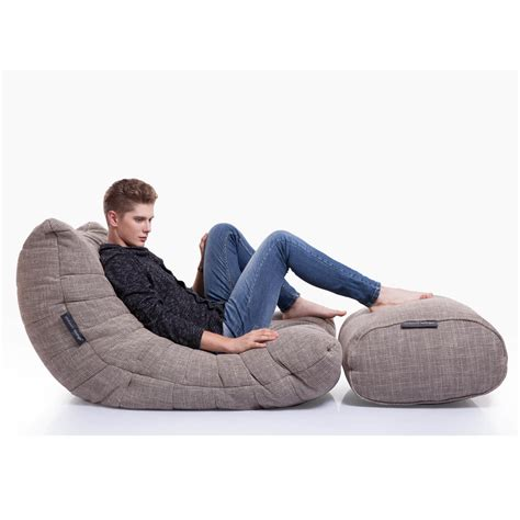 interior bean bags acoustic sofa eco weave bean bag